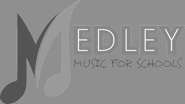 Medley Music for Schools Logo