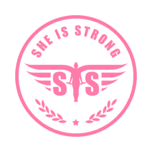 She is Strong Fitness logo