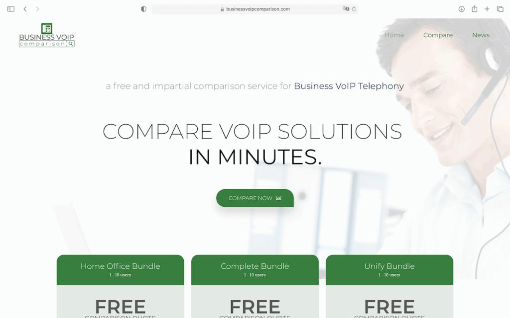 business voip comparison