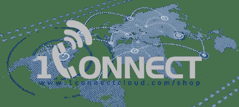 1Connect Shop Logo